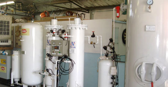 Suppliers and installers of gas systems